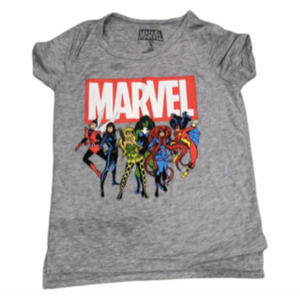 3/$20 Marvel short sleeve graphic tee soft small